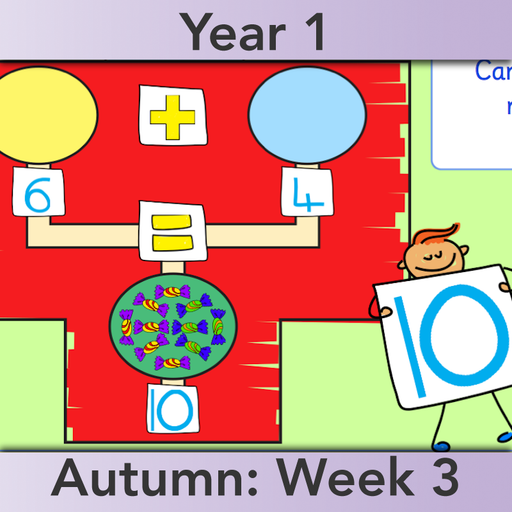 PlanBee Year 1 Addition to 20 Adding Objects Maths by PlanBee