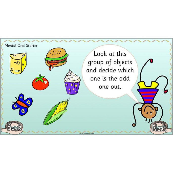 PlanBee Let's compare length, height and mass - KS1 Maths Resources and Plans