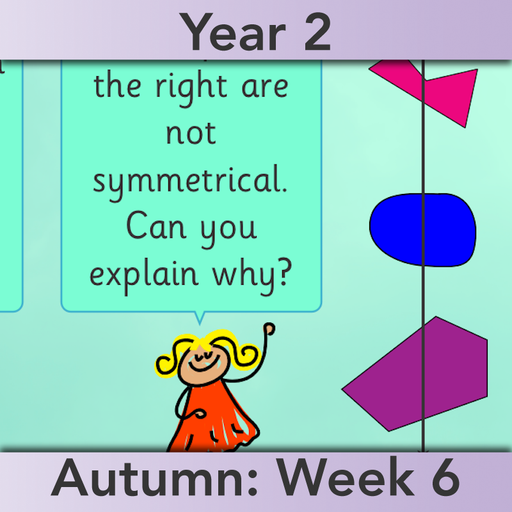 PlanBee Properties of Shapes Year 2 Maths Lessons by PlanBee