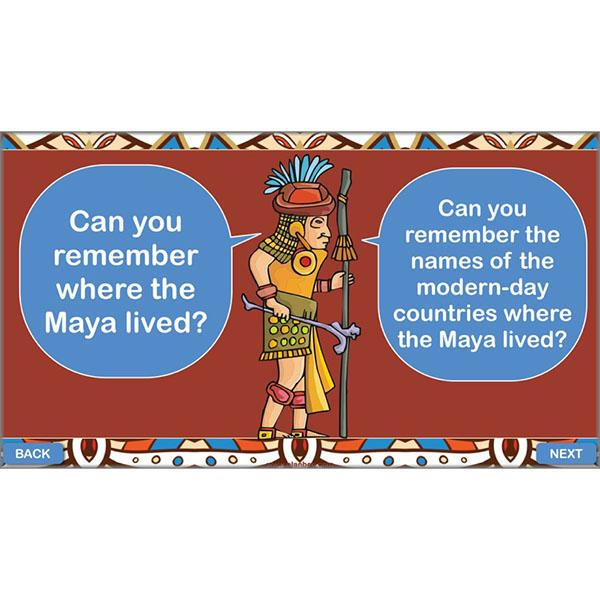The Maya Topic