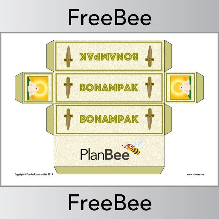 PlanBee The Maya Group Name Labels | PlanBee FreeBees