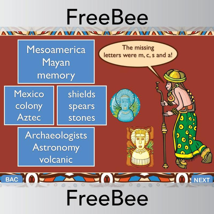 The Maya Brain Teasers