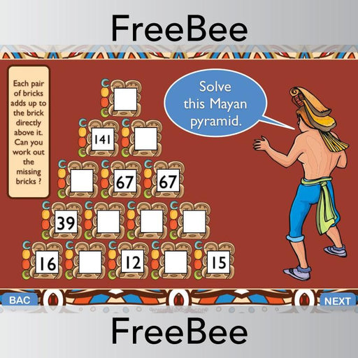 PlanBee The Maya Brain Teasers | PlanBee FreeBees