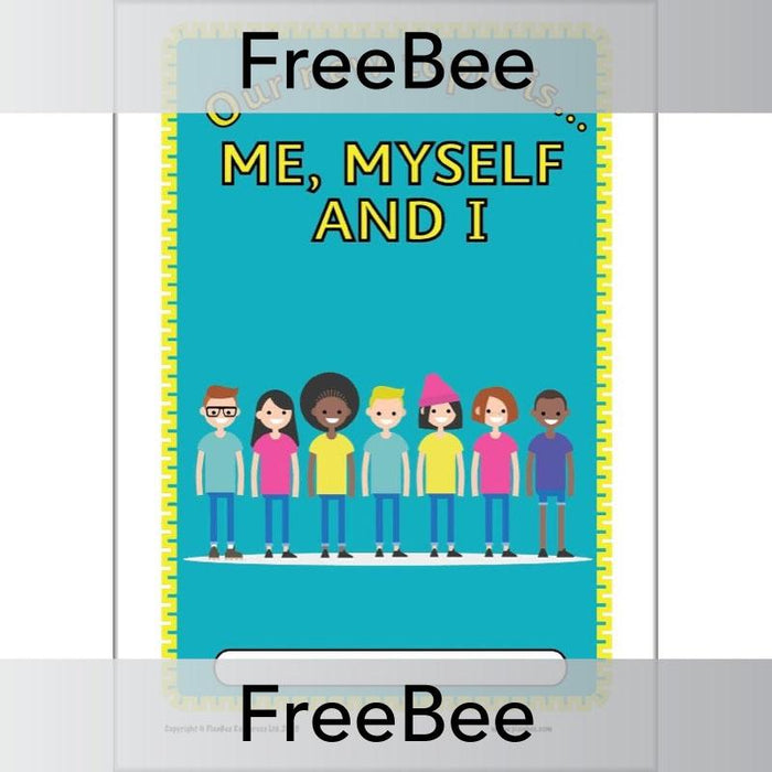 Me, Myself and I Topic Bundle Cover