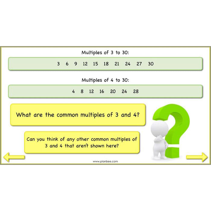 Mental Multiplication and Division