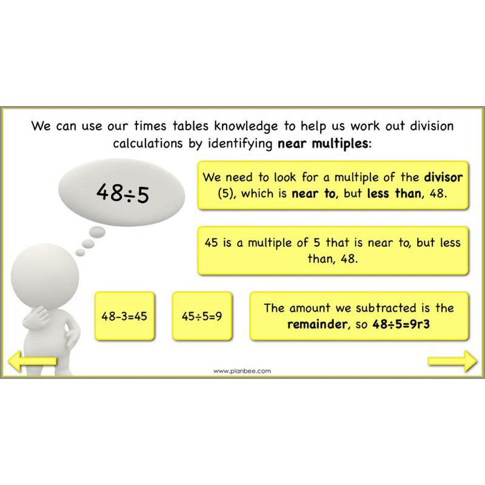 PlanBee Mental Multiplication & Division - Maths Planning & Resources - Year 6