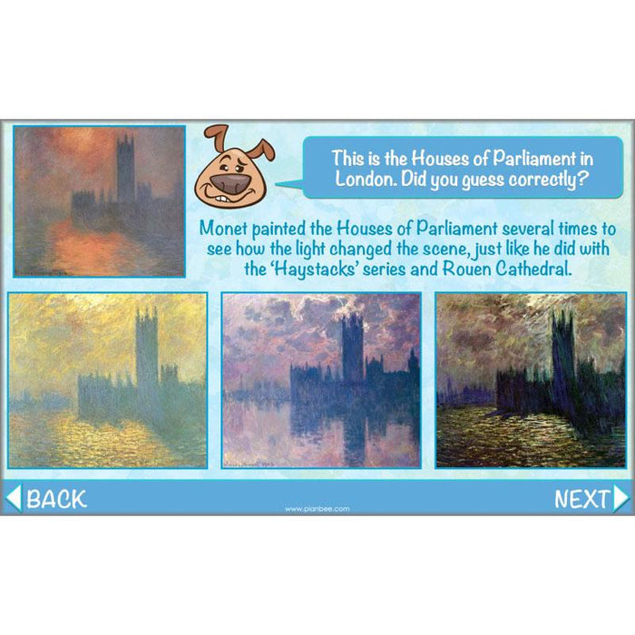 PlanBee Claud Monet KS2 Art Lessons for Year 5/6 by PlanBee
