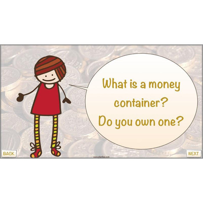 PlanBee Money Containers: Exploring Features | DT Lessons for KS2