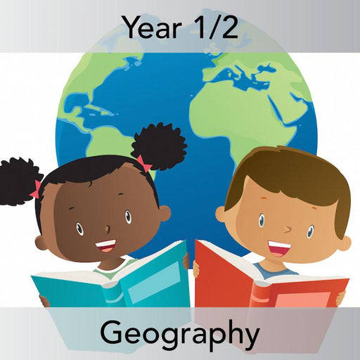 PlanBee My World and Me: Primary Geography Plans for KS1 Year 1 & Year 2
