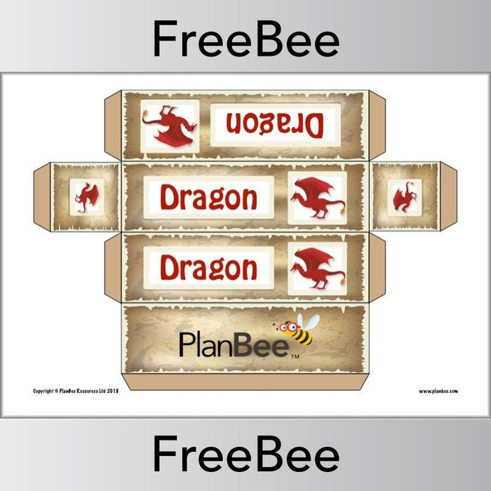 Mythical Creatures Group Name Labels
