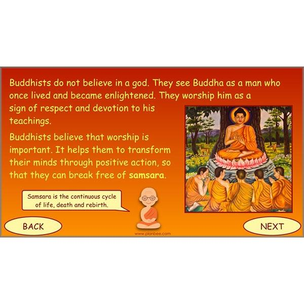 Buddhist Worship and Beliefs
