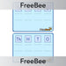 PlanBee Number Machine: ThHTO | PlanBee FreeBees