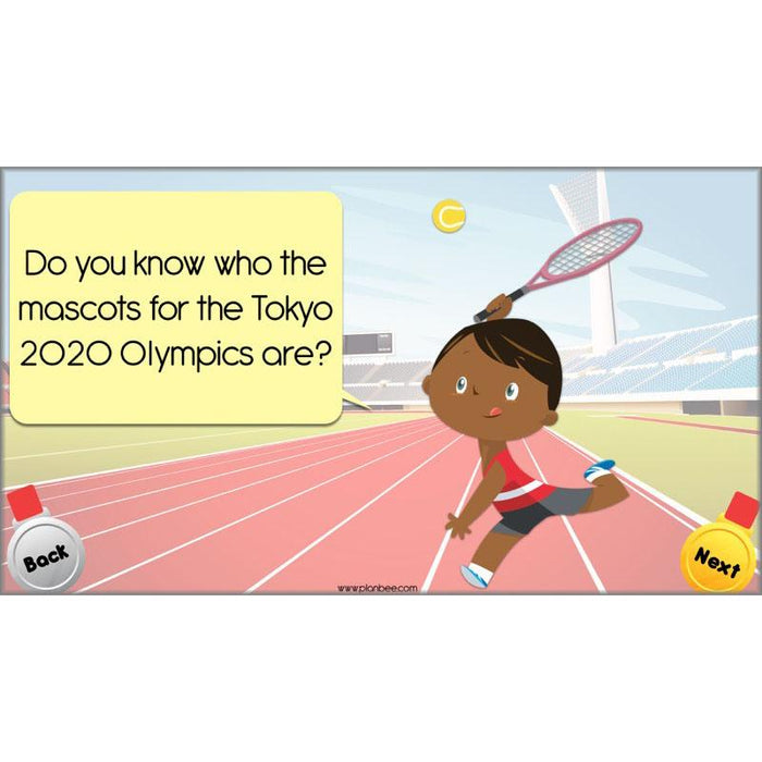The Olympics Topic