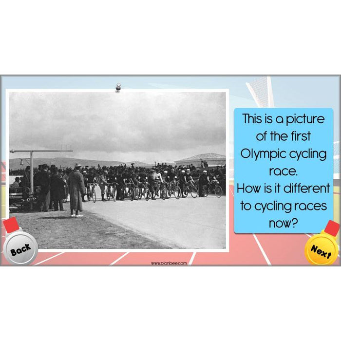 PlanBee Olympics Topic KS2 Cross-Curricular Topic by PlanBee
