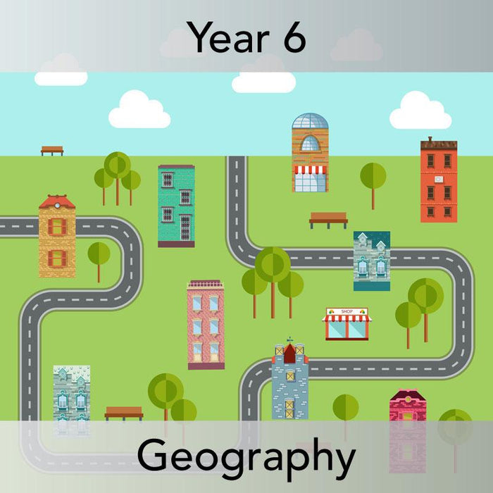 PlanBee Our Local Area: Geography Planning and Resources for Year 6