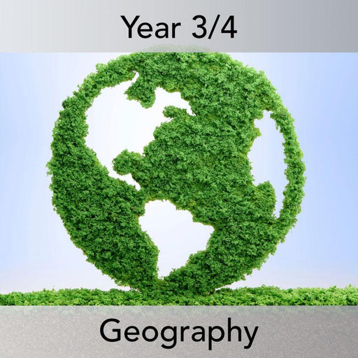 PlanBee Plants of the World: Geography scheme of work for KS2 Year 3 & Year 4