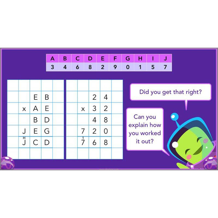 PlanBee Practising Multiplication & Division - Year 6 Maths Lesson Planning