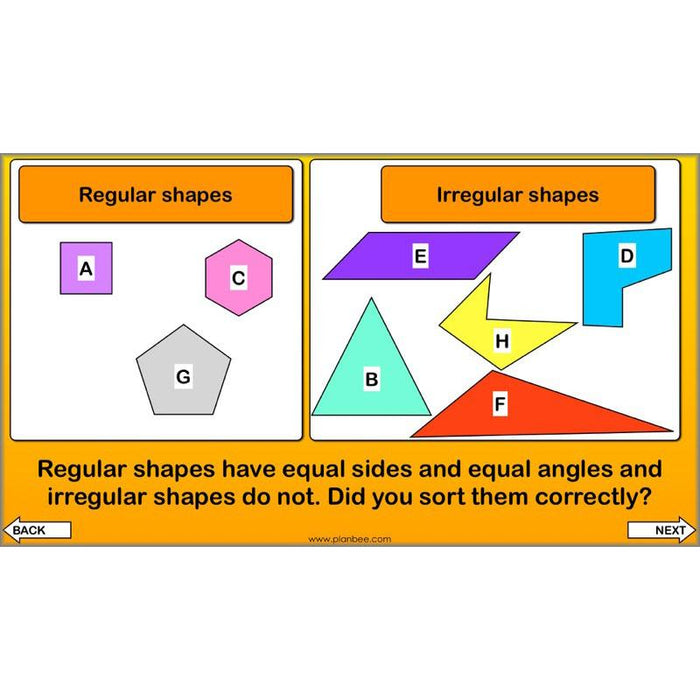 Properties of 2D Shapes