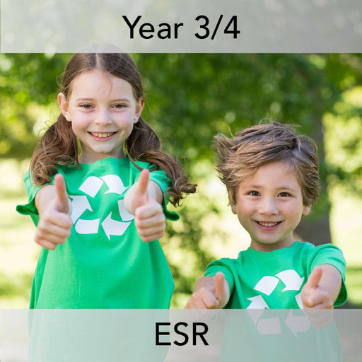 PlanBee Reduce, Reuse, Recycle | Recycling KS2 ESR by PlanBee
