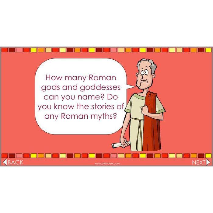 Romans Topic