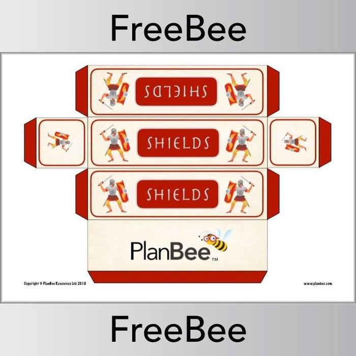 PlanBee Romans Group Name Labels | PlanBee FreeBees