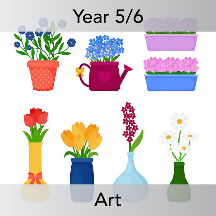 PlanBee Sculpting Vases - Sculpture Art Lessons for KS2 | Year 5 & Year 6