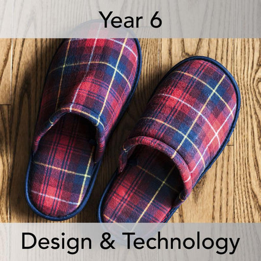 PlanBee Slippers - Textiles: DT Lesson Plans KS2 | PlanBee