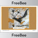 PlanBee Free Stone Age Cave Paintings KS2 Display Cards by PlanBee