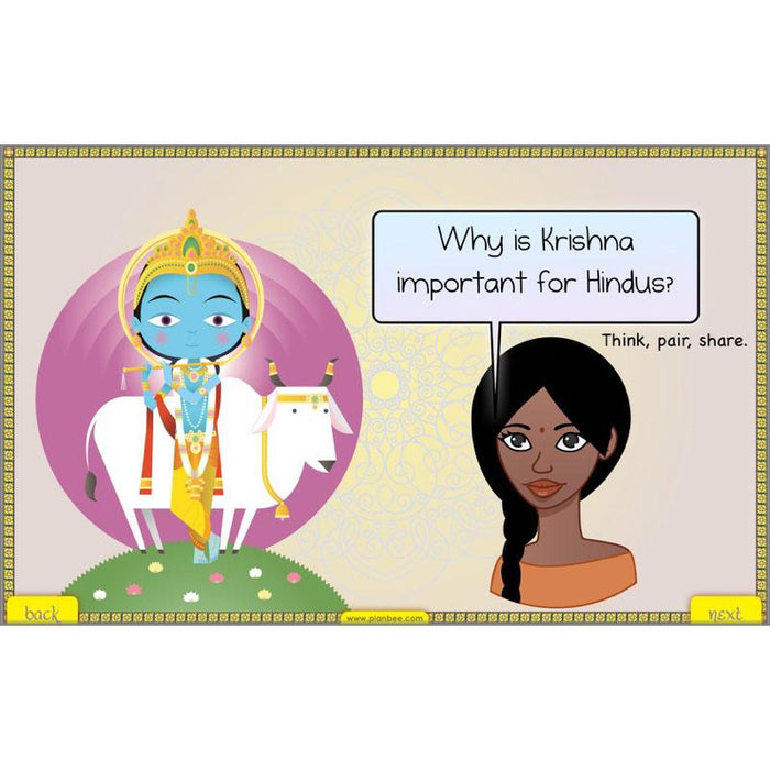 PlanBee Stories of Hinduism - KS2 Primary RE Resources | Year 5 & Year 6