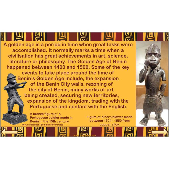 PlanBee KS2 Kingdom of Benin History Lessons by PlanBee