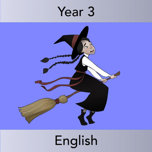 PlanBee The Worst Witch Characters English Pack by PlanBee