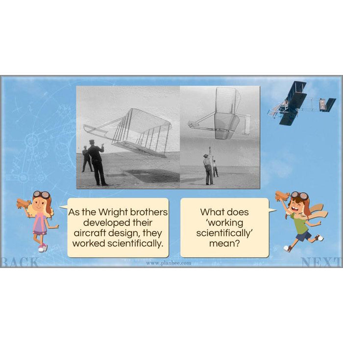 PlanBee The Wright Brothers Lesson Plans by PlanBee
