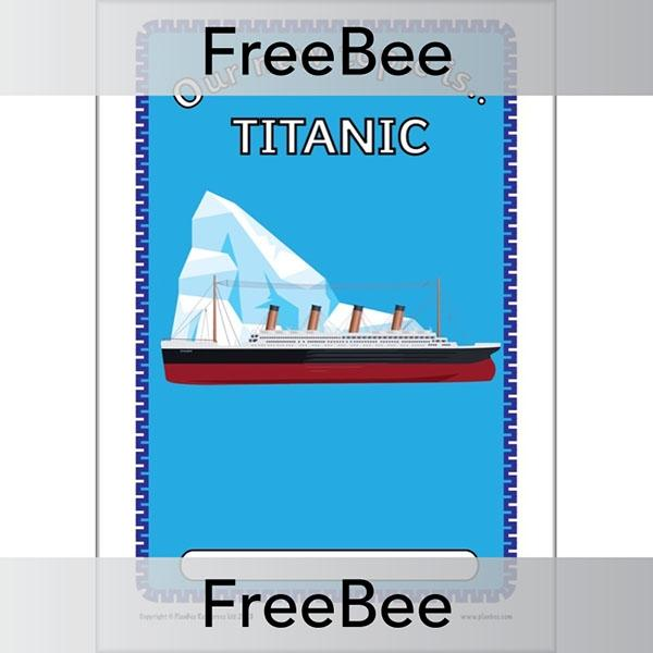Titanic Topic Cover