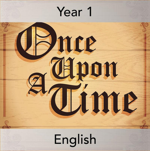 PlanBee Traditional Tales Year 1 English Lessons by PlanBee