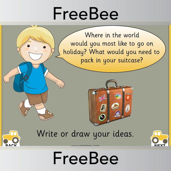 PlanBee Travel and Transport Brain Teasers | PlanBee FreeBees