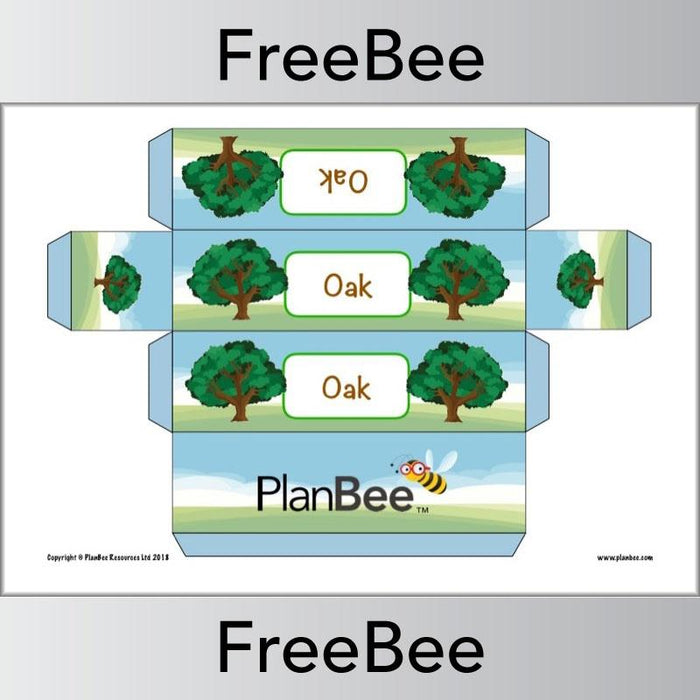 Tree Group Name Labels