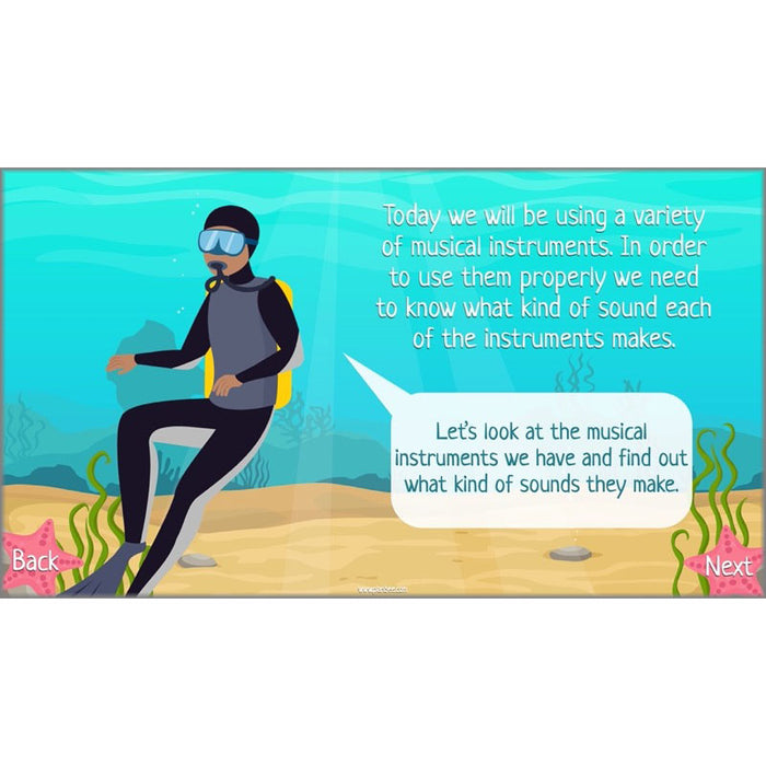 PlanBee Under the Sea Topic: Year 3 & Year 4 Lessons & Resources KS2