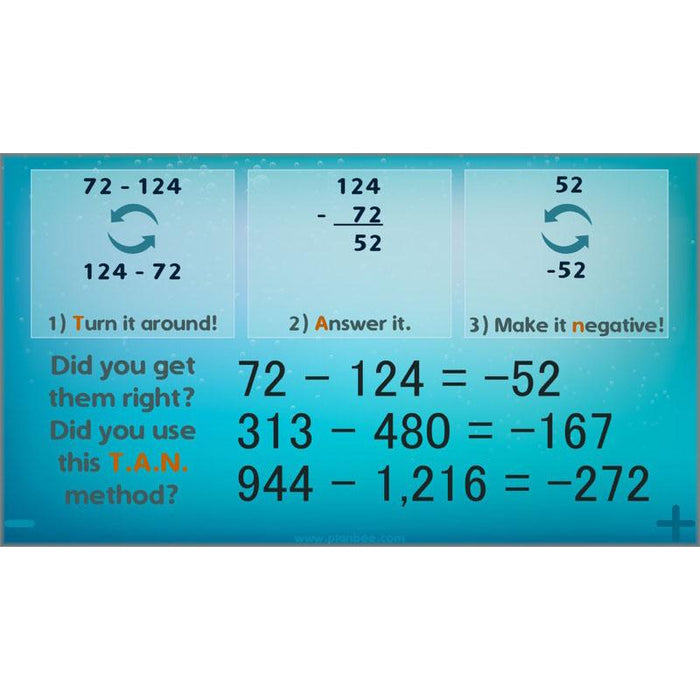 PlanBee Using Subtraction & Addition - Year 6 Maths Planning and Resources