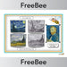 PlanBee Vincent van Gogh art for kids | PlanBee Poster FreeBees