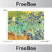 PlanBee Famous Artists Jigsaws | Free PlanBee Resource