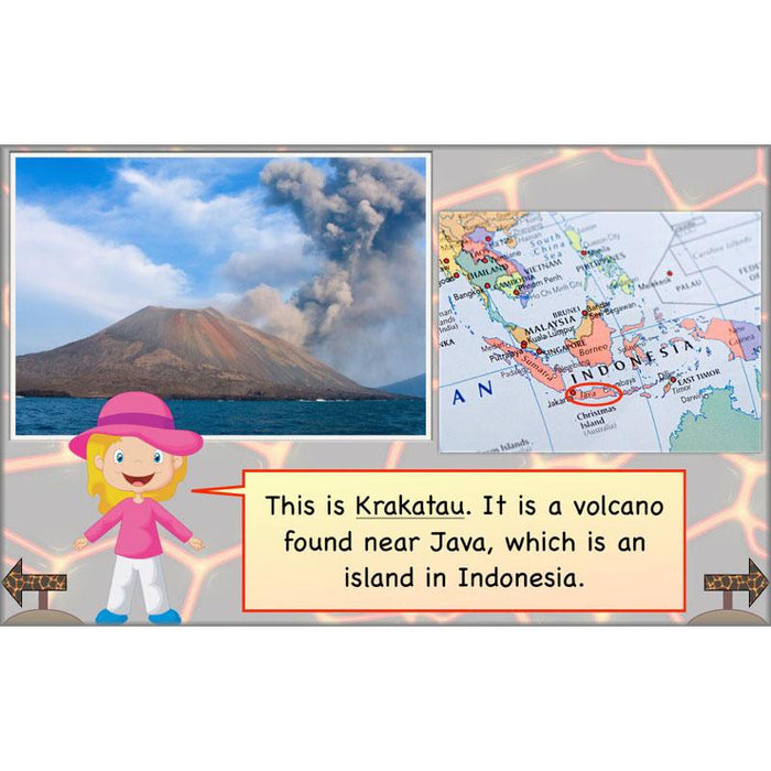 Volcanoes: What and where are volcanoes?