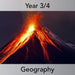 PlanBee Volcanoes KS2 Geography Planning | Lessons for Year 3 & Year 4