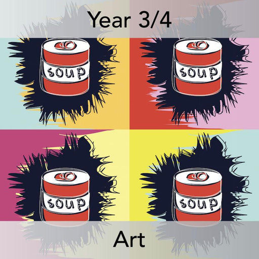 PlanBee Andy Warhol KS2 Art Lessons The Pop Art Movement | PlanBee