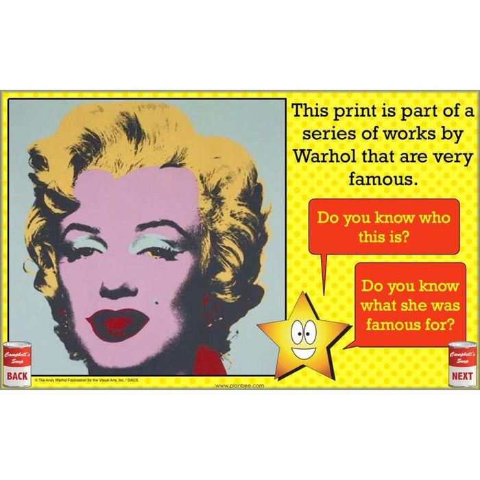 Warhol and the Pop Art Movement