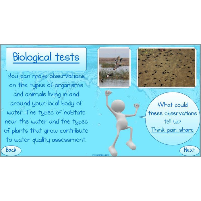 PlanBee Water World: Year 5 & Year 6 Geography scheme of work