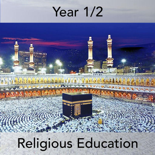 PlanBee What do Muslims celebrate? - Islamic Festivals: KS1 RE Lesson Plans