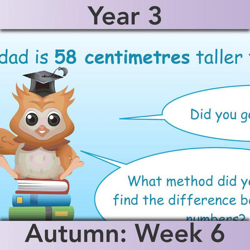PlanBee What is Length? KS2 Maths Measurement Year 3 Lesson Planning