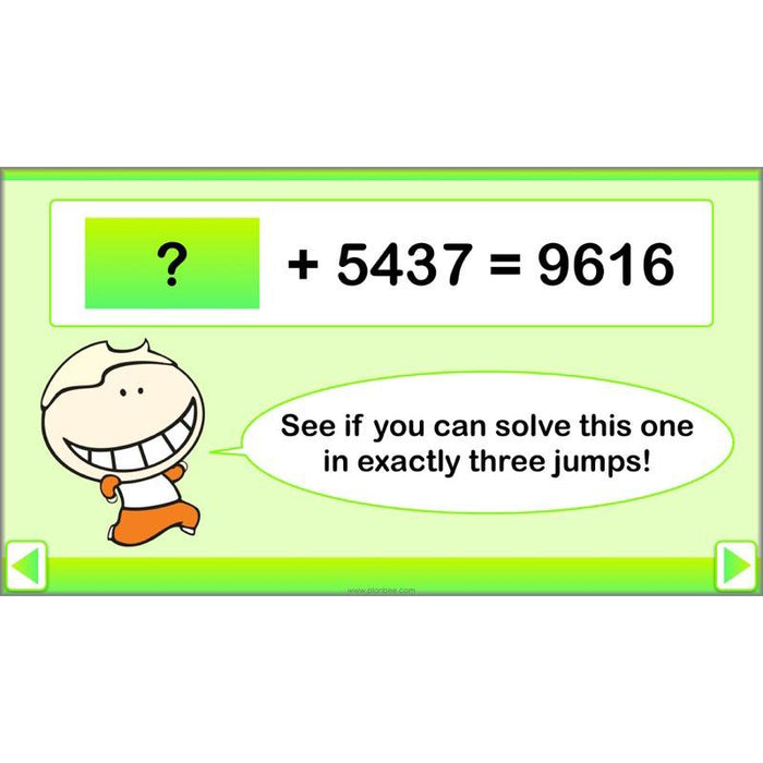 PlanBee What's the Difference? - Year 5 Maths Plans - Addition and Subtraction
