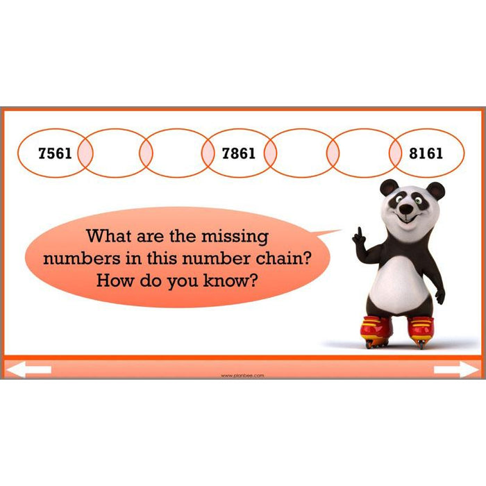 PlanBee What's the Total? - Year 5 Maths Planning - Addition and Subtraction