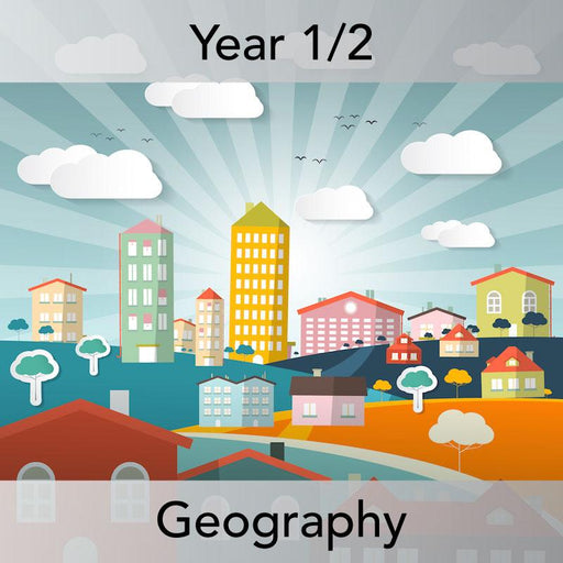 PlanBee Our Local Area KS1 Geography Planning | PlanBee